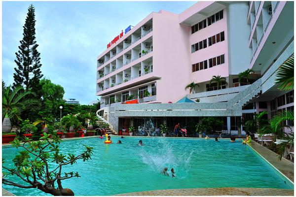 Khách sạn Hoa Phượng Đỏ - Du lịch Vũng Tàu
