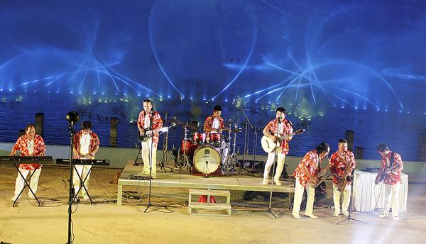 Du lịch Vũng Tàu - Đại nhạc hội Sea Festival