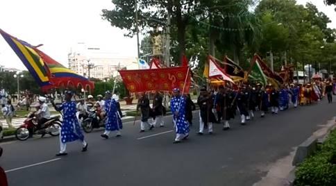 Du lịch Vũng Tàu - Lễ hội Nghinh Ông Thắng Tam