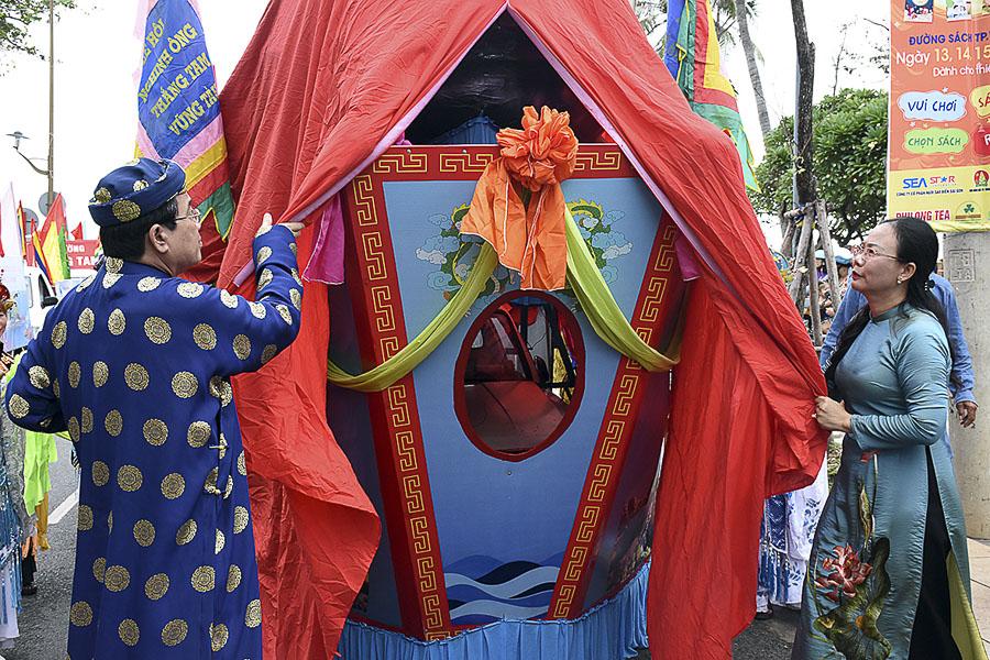 Du lịch Vũng Tàu - Lễ hội Nghinh Ông 2019