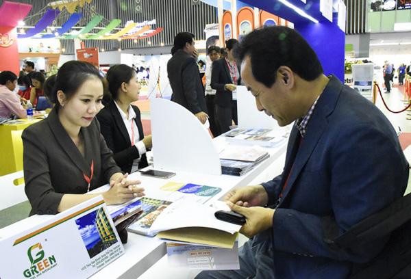 Du lịch Vũng Tàu - Hội chợ Du lịch Quốc tế TP.Hồ Chí Minh 2019
