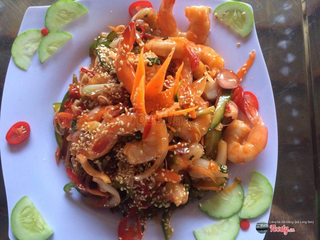 Du lịch Vũng Tàu - Làng bè Long Sơn
