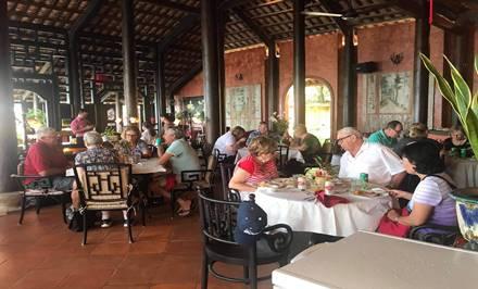 Du lịch Vũng Tàu - Doanh thu về ăn uống tăng mạnh năm 2019