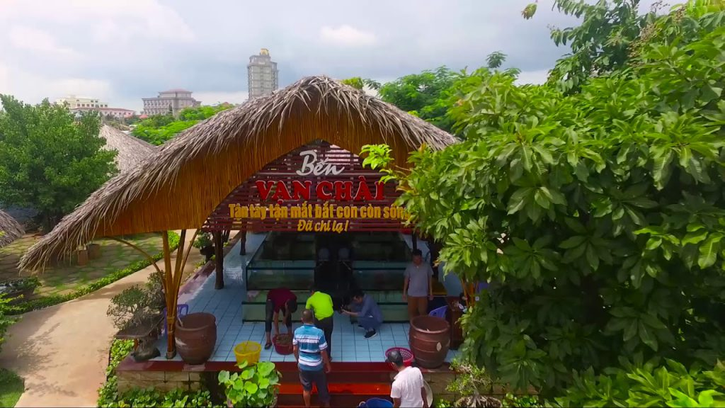 Du lịch Vũng Tàu - Nhà Hàng Vạn Chài Vũng Tàu