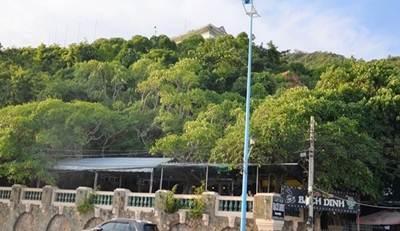 Du lịch Vũng Tàu - Các quán cà phê Khu di tích Bạch Dinh
