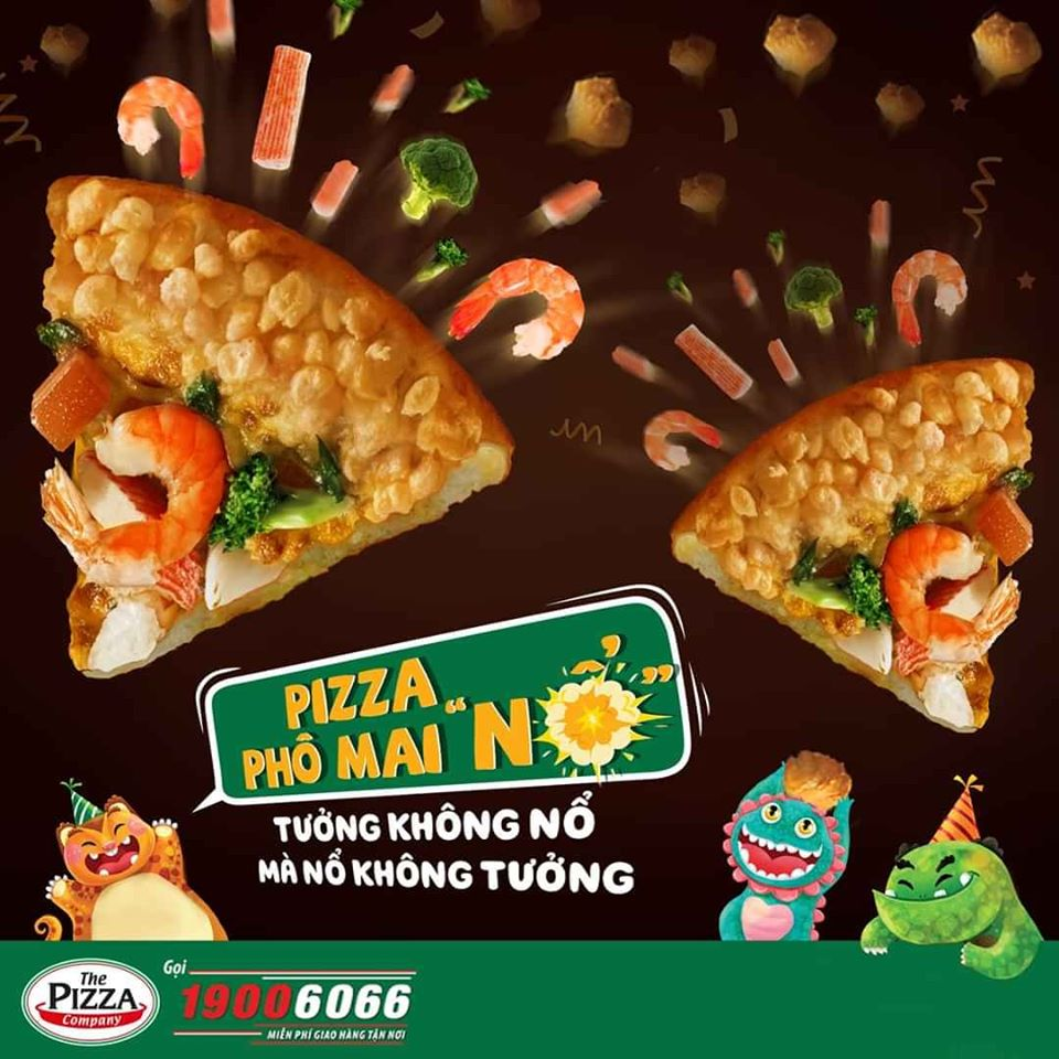 Pizza Company Vũng Tàu