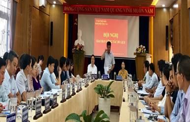Hội nghị giao ban nghành du lịch Vũng Tàu