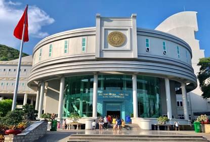 Bảo tàng tỉnh Bà Rịa Vũng Tàu - Biển đảo - Văn hóa