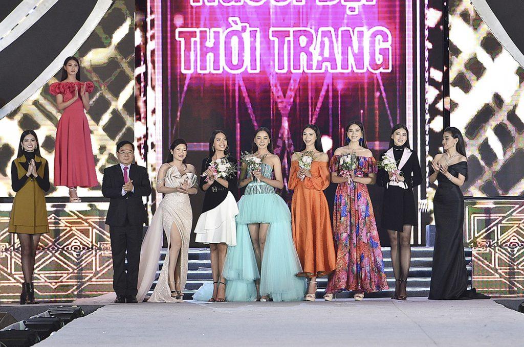 Top 5 Người đẹp Thời trang Hoa hậu Việt Nam 2020 - Vũng Tàu