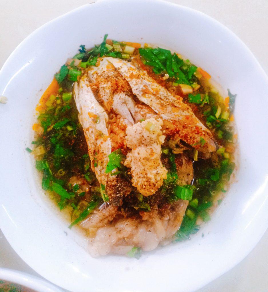 Bánh canh cá lóc O Lan