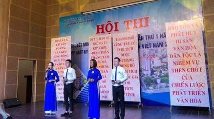 Thành phố Vũng Tàu tham gia thuyết minh