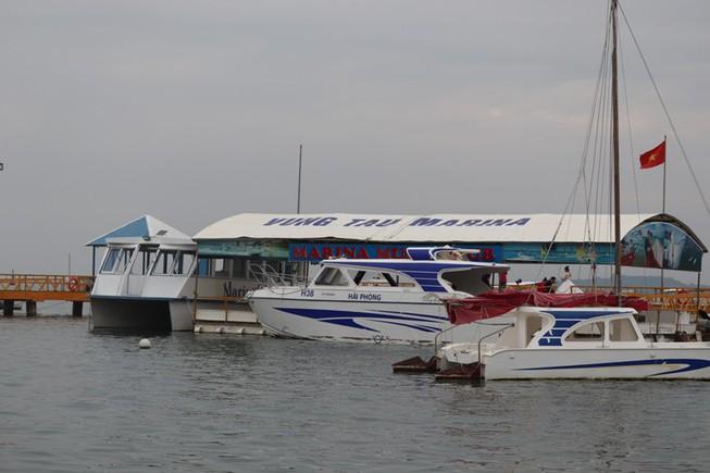 Bến du thuyền Vũng Tàu Marina