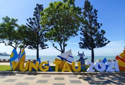 Thành phố Vũng Tàu chào đón năm mới 2021