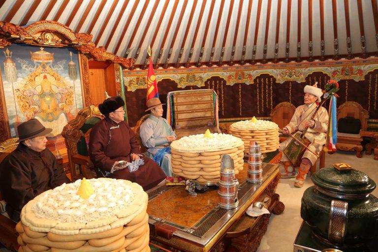 Tết người Mông Cổ