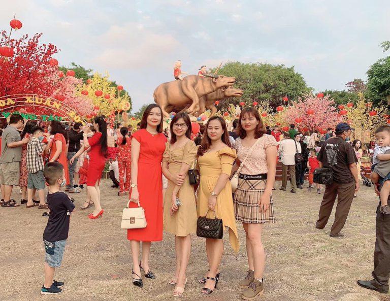 Hội hoa Xuân Vũng Tàu